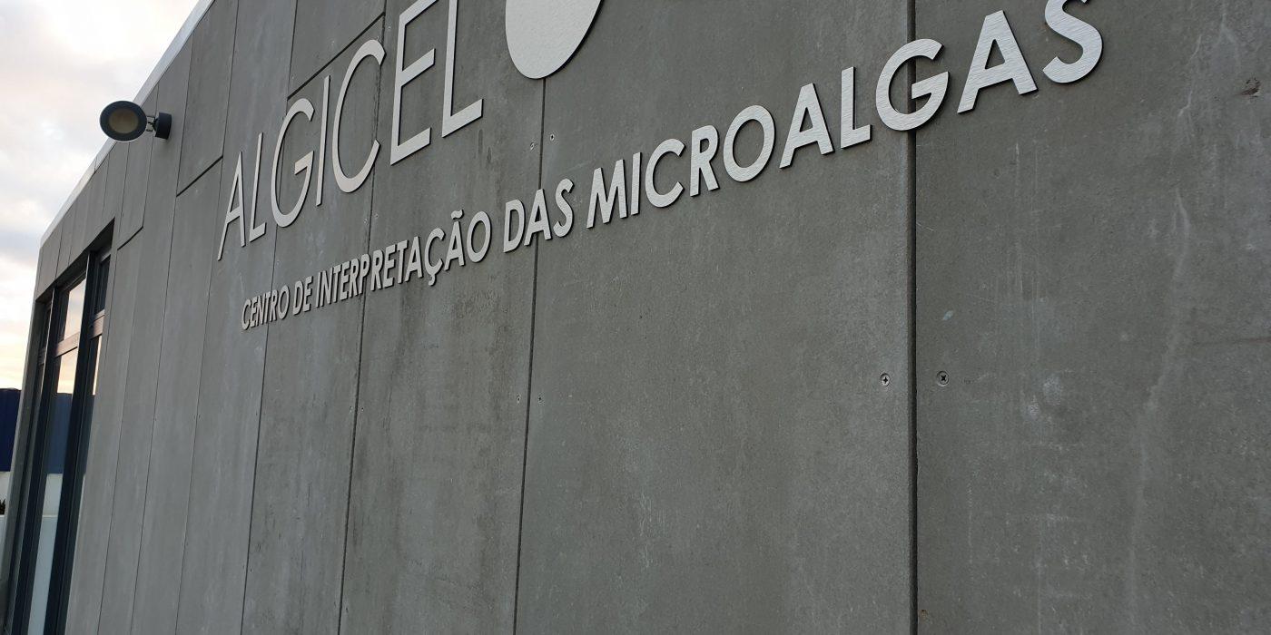 Centro de interpretação das microalgas, Algicel